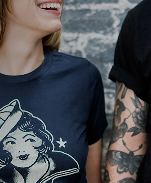 Sailor Jerry Clothing UK Homepage Banner
