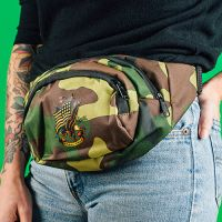 Official Sailor Jerry Camo Fanny Pack lifestyle