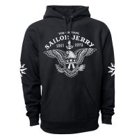 Sailor Jerry Official Brave Eagle Pullover Hoodie