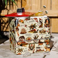 Sailor Jerry Official Retro Cooler
