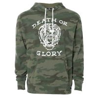 Sailor Jerry Official Death or Glory Camo Hoodie