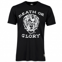 Sailor Jerry Official Death or Glory T-shirt Men's Black