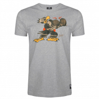 Sailor Jerry Official Put 'Em Up T-shirt Men's Grey Heather