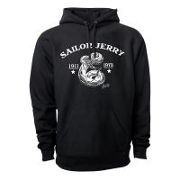 Sailor Jerry Official Rattler Hoodie Men's Black