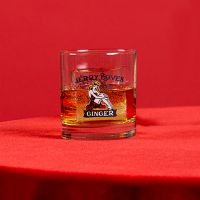 Official Sailor Jerry Rocks Glass